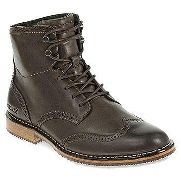 Sebago Hamilton Dark Brown Leather