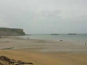 Normandy Beach Man Do I Want To Go There