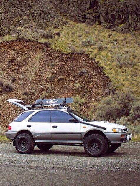 1999 Subaru Impreza Outback Sport Lifted Subaru Subaru Cars Subaru Outback
