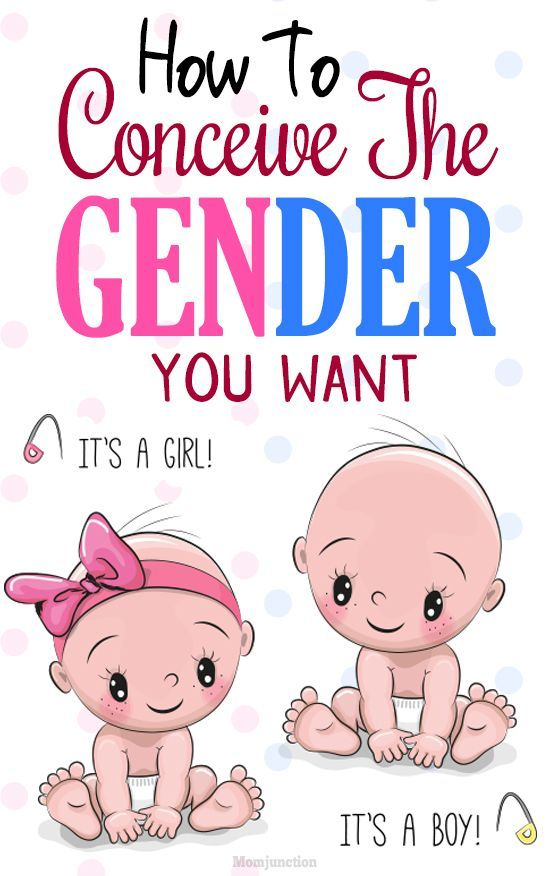 How To Conceive The Gender You Want  How To Conceive -4409