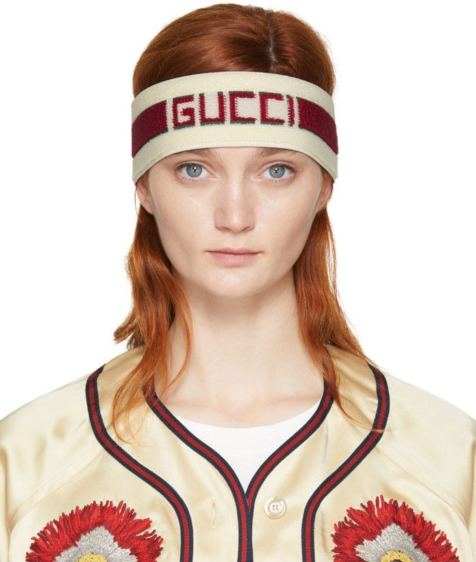 8a3d93b5e0 Gucci - Ivory Queen headband | HATS / HAIR ACC. in 2019 | Gucci ...