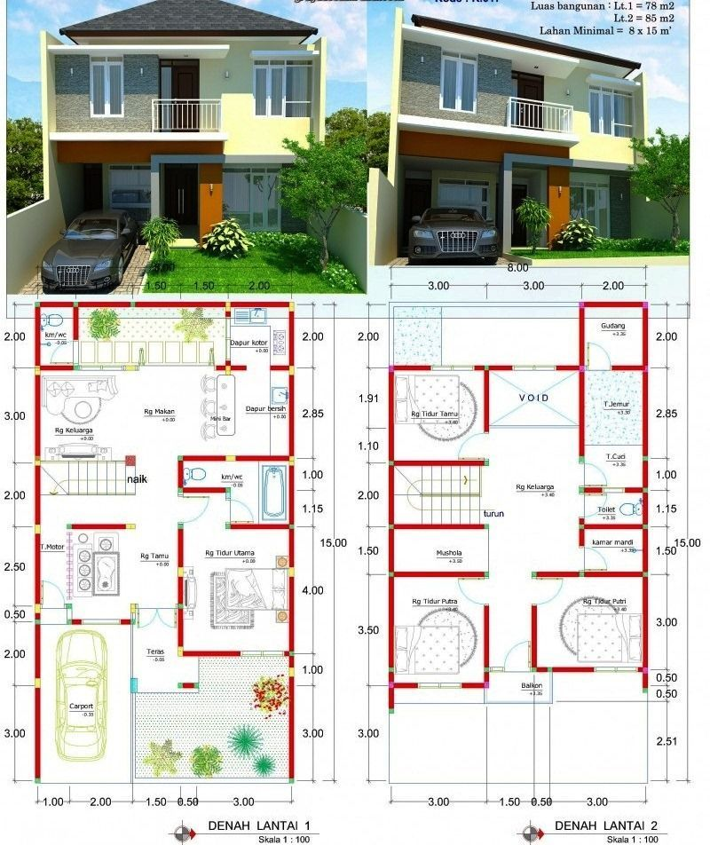 8600 Gambar Rumah Lengkap Gratis Terbaru