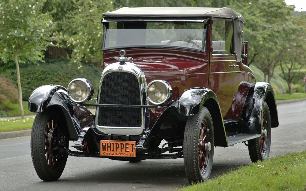 1928 Willys Overland Whippet By Cascadiaclassic Overlanding