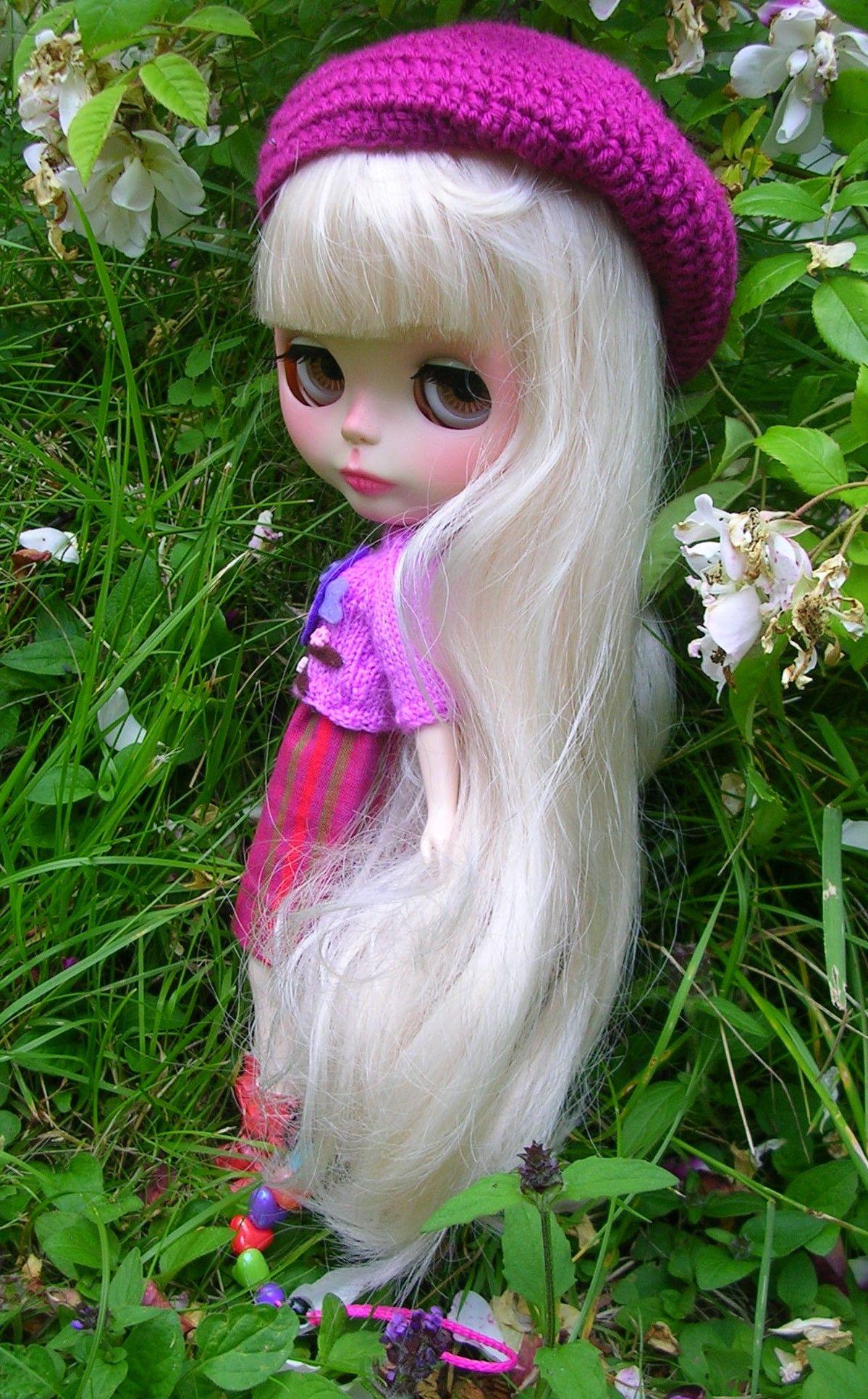 Blythe Doll Marie, by Súper Babli custom Annes doll AV