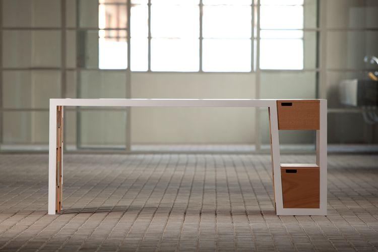 bureau r70 prix 2280 ttc meuble r alis sur commande 8 12 semaines de. Black Bedroom Furniture Sets. Home Design Ideas