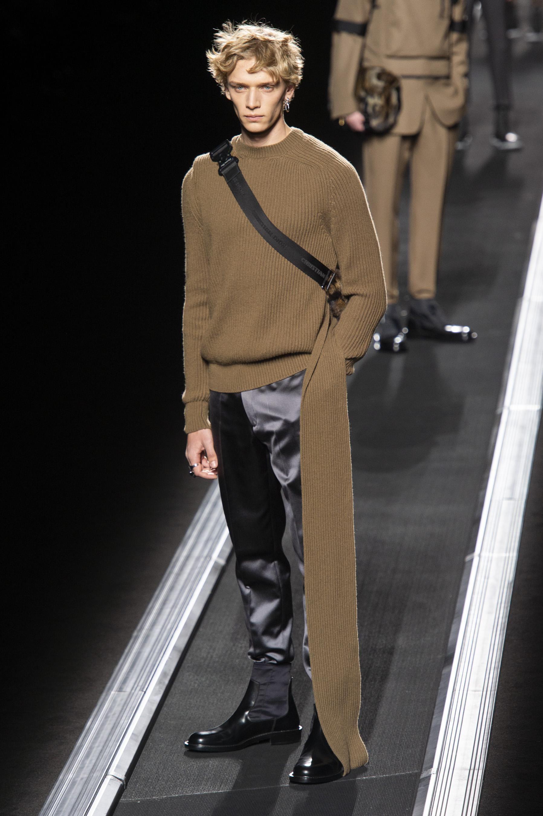 e50a61723b5 Défilé Dior Homme automne-hiver 2019-2020 Homme - Madame Figaro