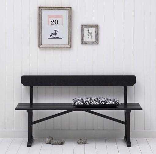 Banco para el recibidor de oliver furniture qu guay - Bancos para recibidor ...