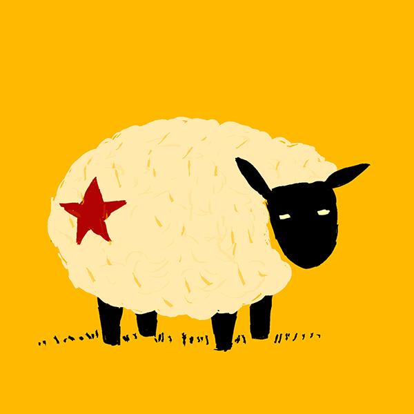 murakami sheep