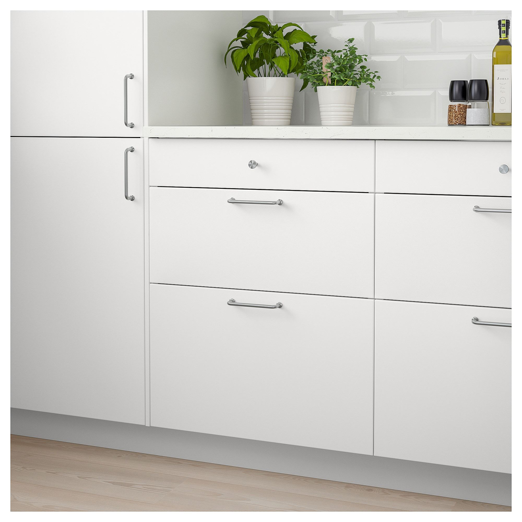 Veddinge Drawer Front White Ikea Ca Ikea In 2021 Drawer Fronts Cleaning Clothes Drawers