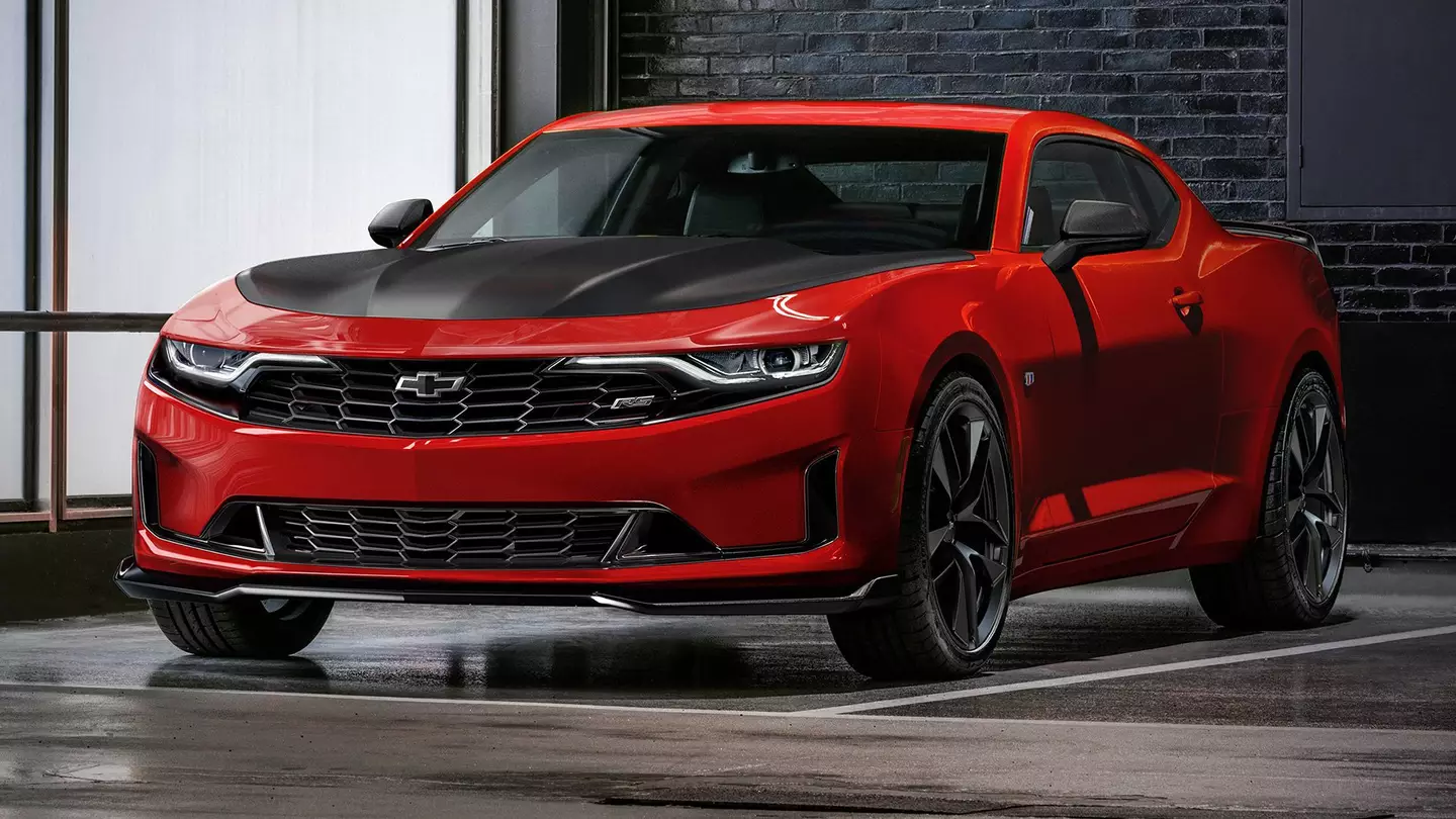 The New 2019 Chevrolet Camaro Is It Good Or Not Chevrolet Camaro 2019 Camaro Chevrolet Camaro Zl1