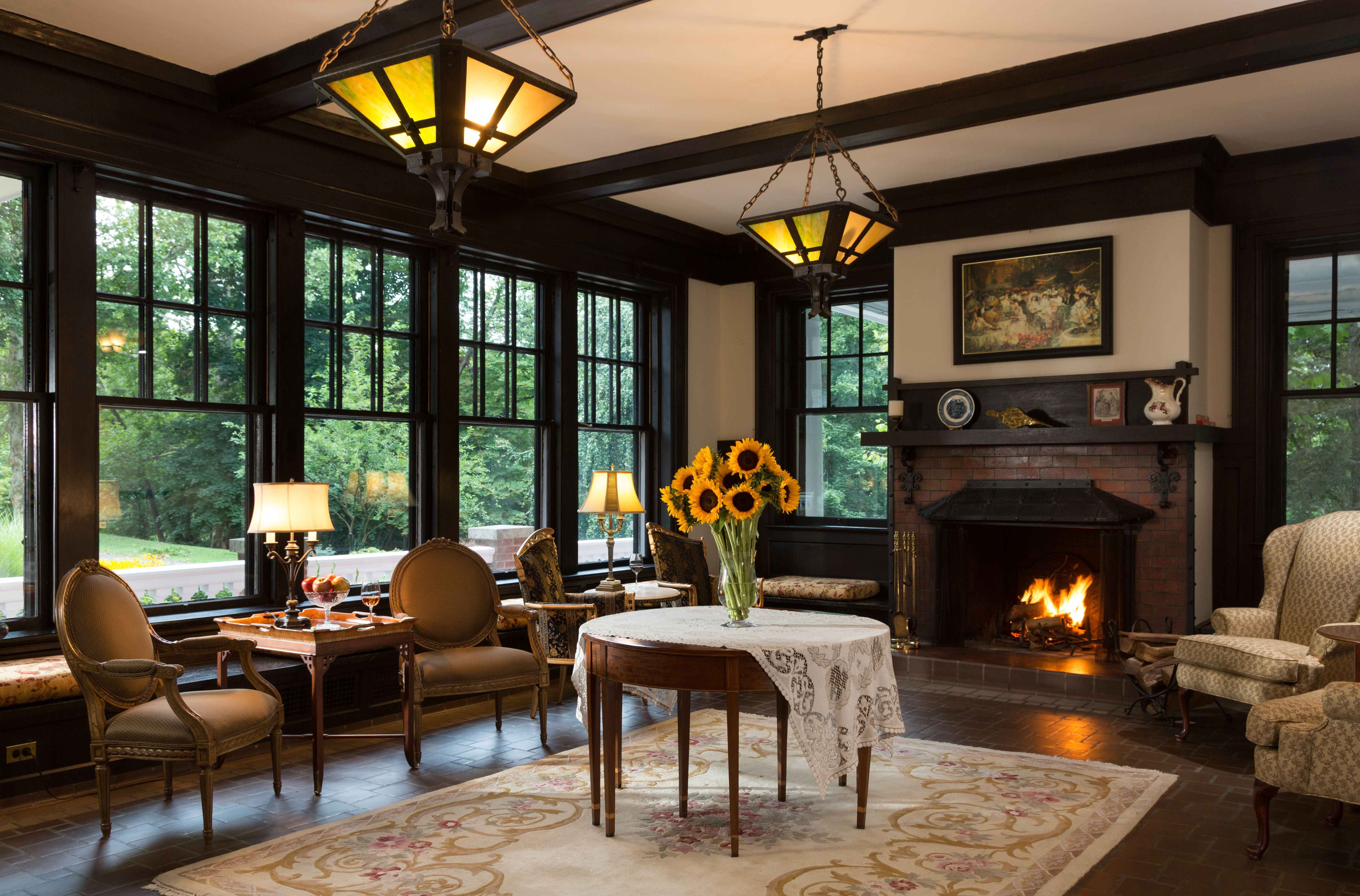 Join us at our top rated Mercersburg bed and breakfast