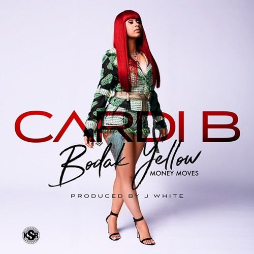 Bodak Yellow by Cardi B / @IAMCARDIB