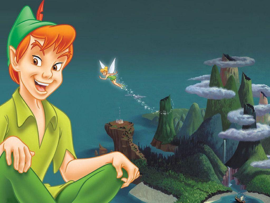Disney Neverland Wallpaper