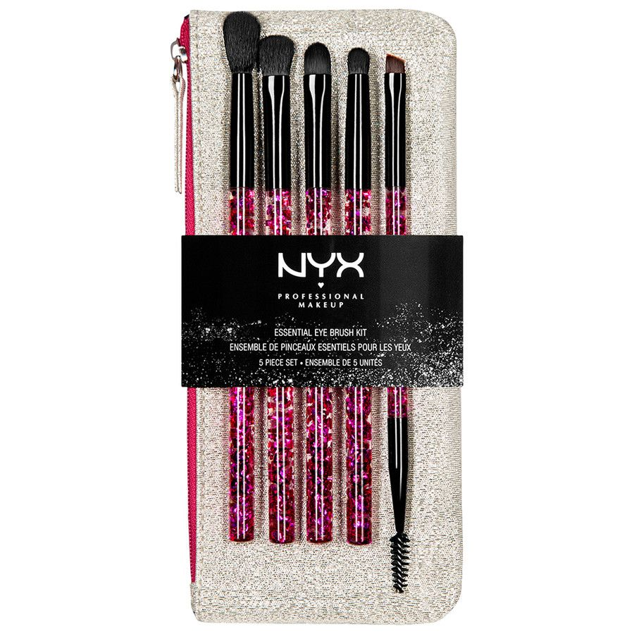 NYX Eye Brush Set online kaufen bei Douglas.de