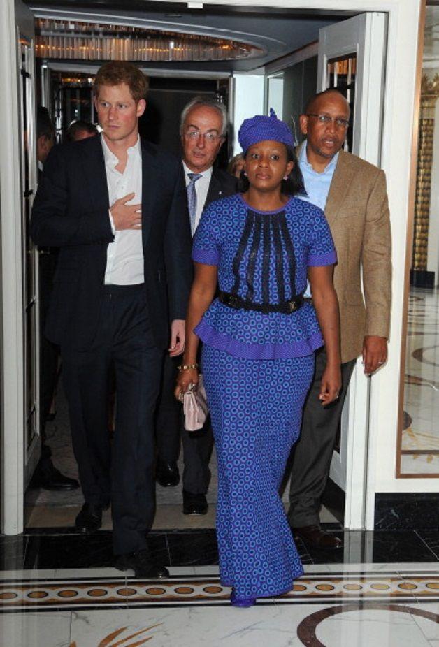 Lesotho seeiso princess mabereng of King Letsie