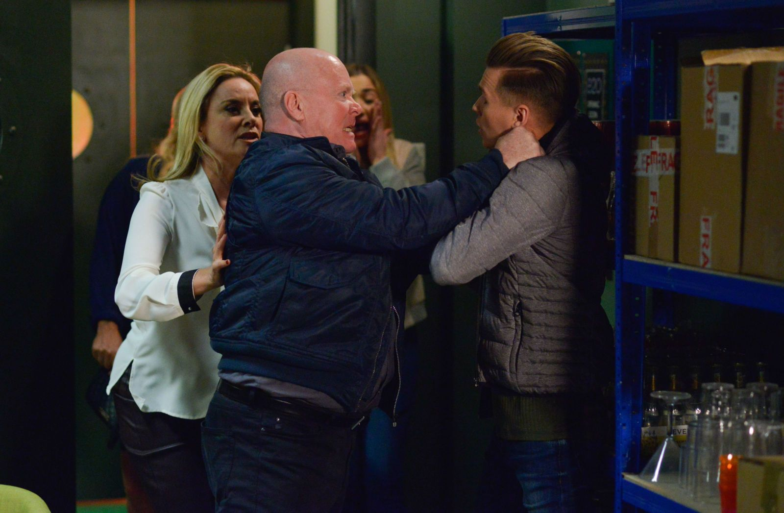 EastEnders Phil fury and more Sunday soap gossip