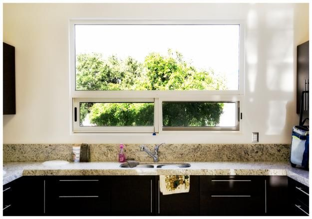 Fotos ventanas de aluminio monterrey muebles for Ventanas de aluminio para cocina
