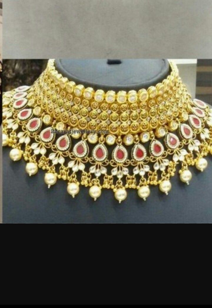 Pin by Ruby Verma on Necklaces Pinterest Indian jewelry India