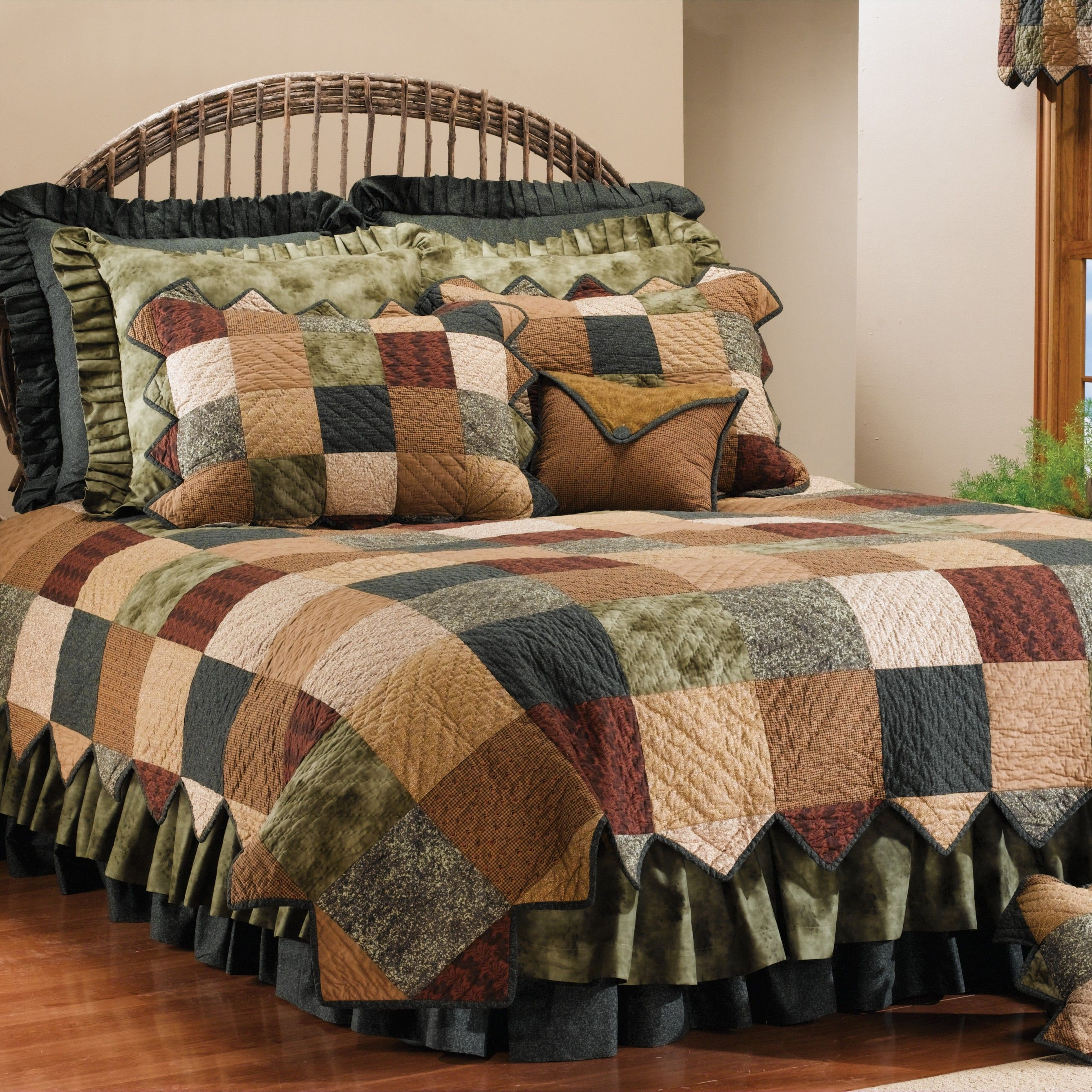 Quilt, Earth Patch