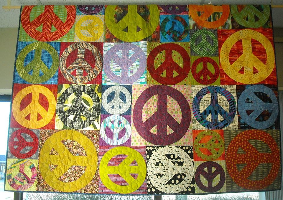 A Peace Quilt Quilts Mini Quilts Kids Rugs