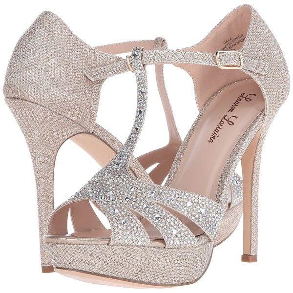 Lauren Lorraine Gale (Nude) Women's Toe Open Shoes ($25) ❤ liked on