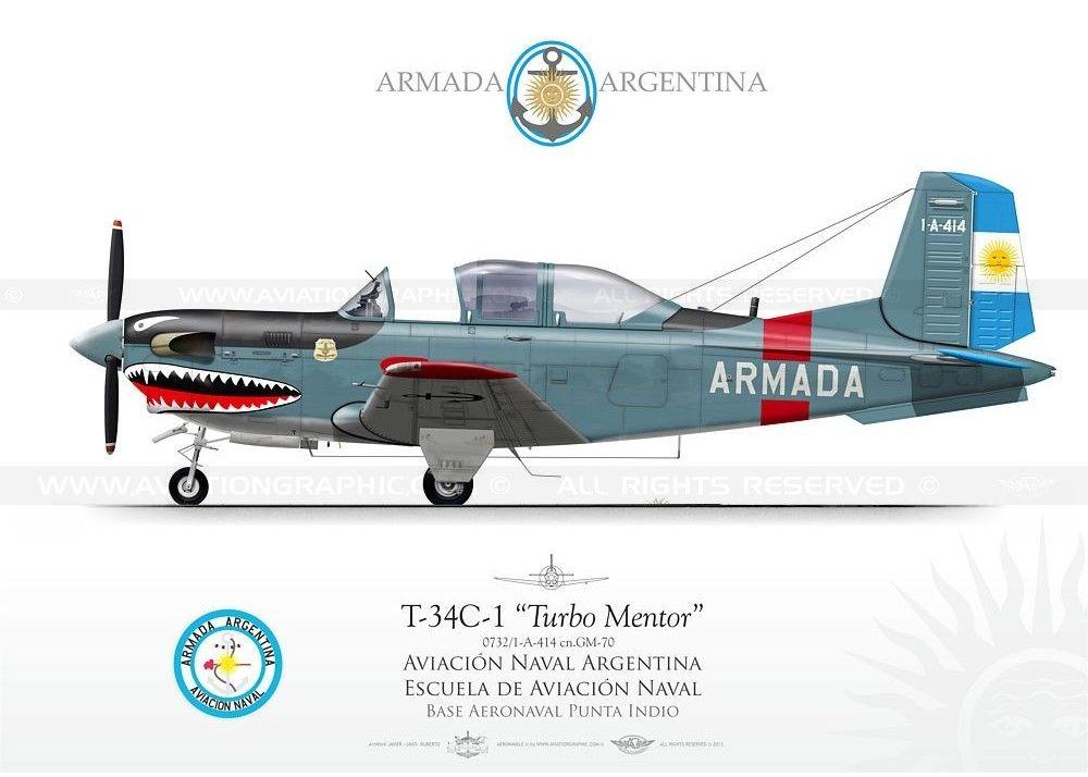 ARGENTINIAN NAVY . ARMADA ARGENTINA Aviación Naval Argentina Escuela ...