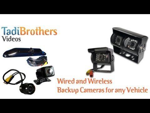 Best aftermarket Backup camera system for pickup trucks | Camping ...