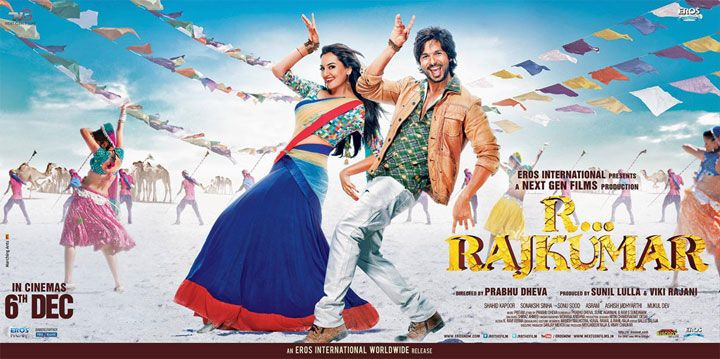 Watch R Rajkumar 2013 Hindi Movie Hd-Dvdscr 720P X264 -3000
