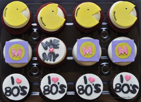 Cupcakes + Toppers