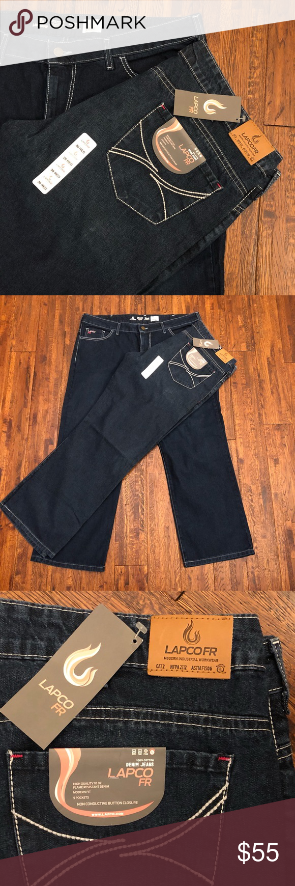 6bb6e8afe91b LAPCO FR Rated Jeans