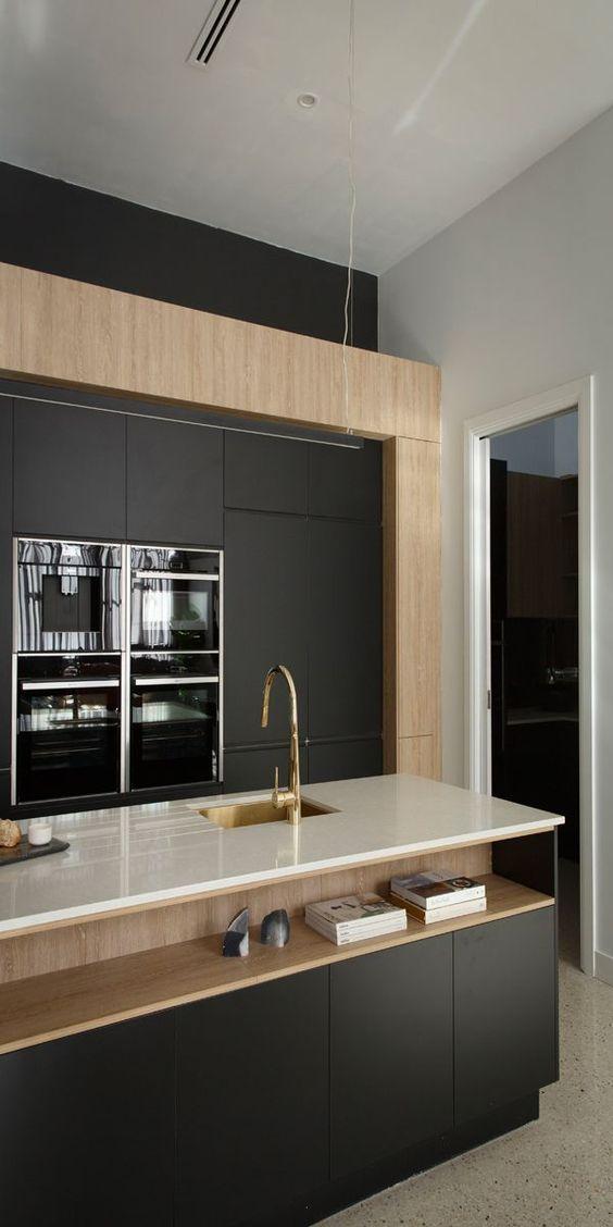 Photo of L'industria incontra la decorazione in questo design di cucina – decorazione della stanza
