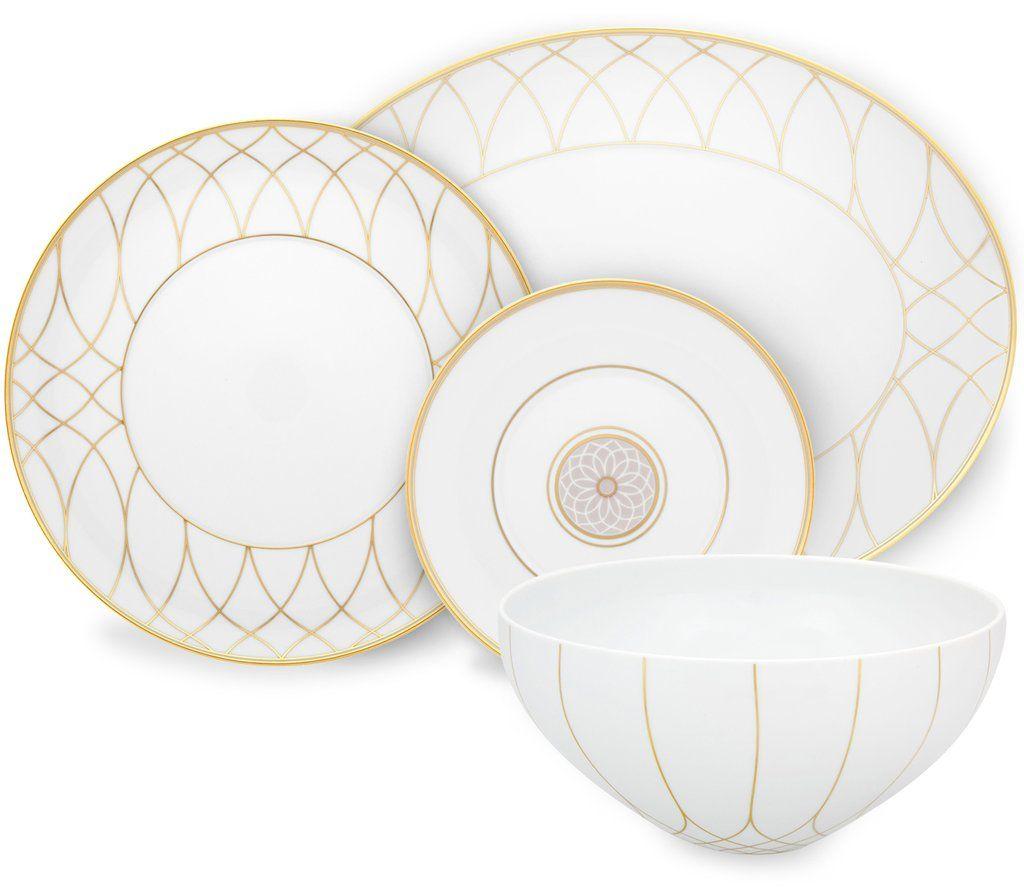 Terrace 15 Piece Dinner Set Luxury Dinnerware Luxury Tableware Tableware Design