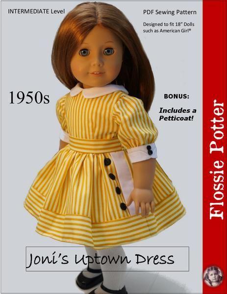 Joni\'s Uptown Dress 18\