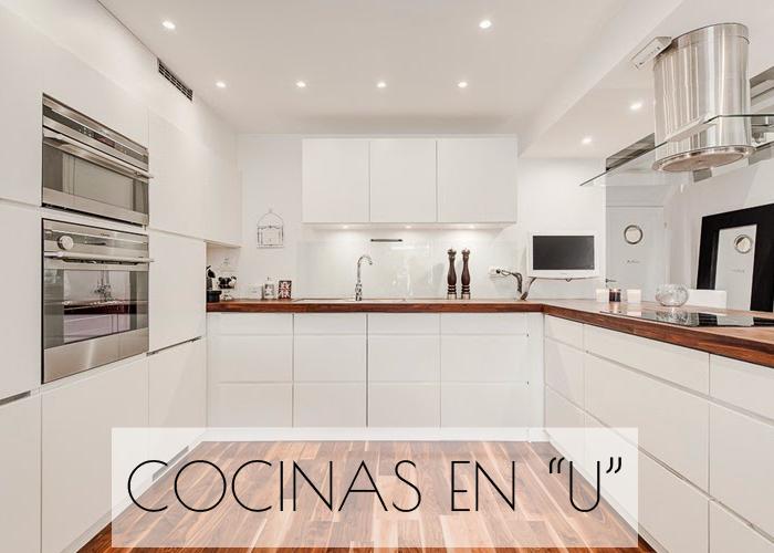 cocina en u - Google Search | Cocinas | Pinterest | Küche und Häuschen