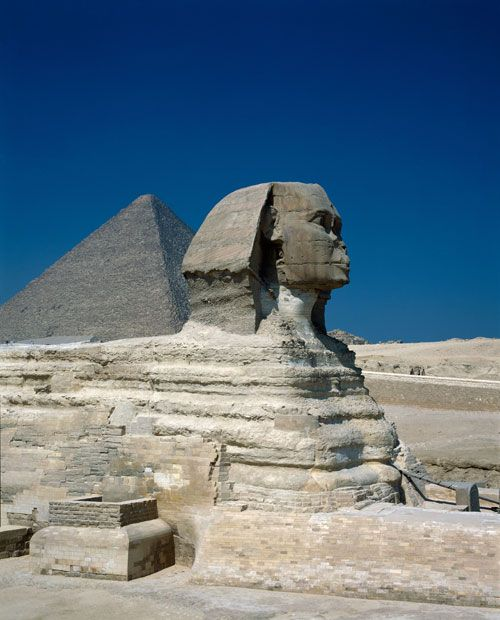 pin the sphinx pyramid - photo #1