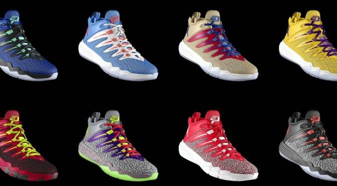 Shoe releases, Nike id