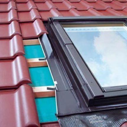 Roof Window Flashings Slate Type El Telhados