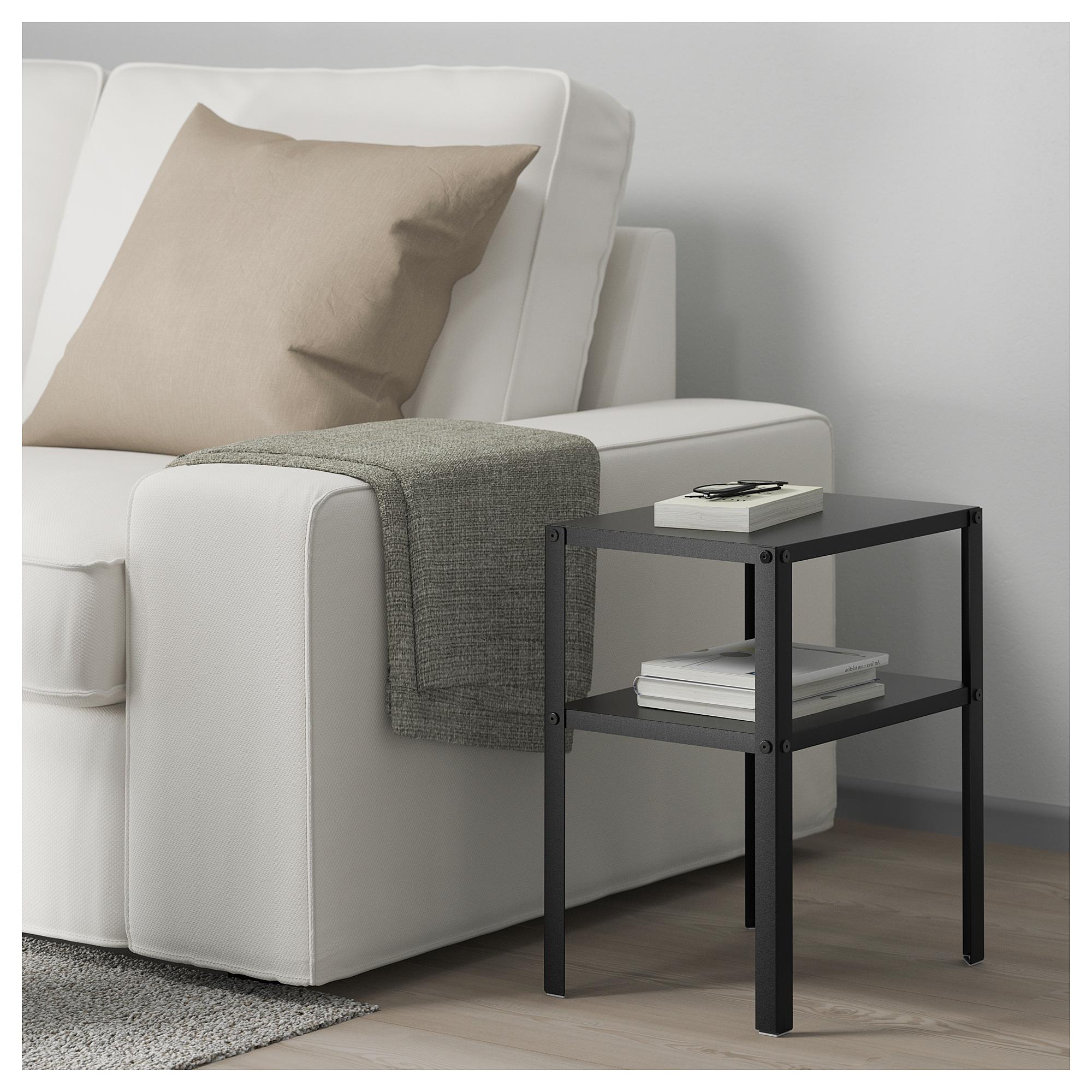 Best Ikea Knarrevik Nightstand Black In 2019 Bedside Table 400 x 300