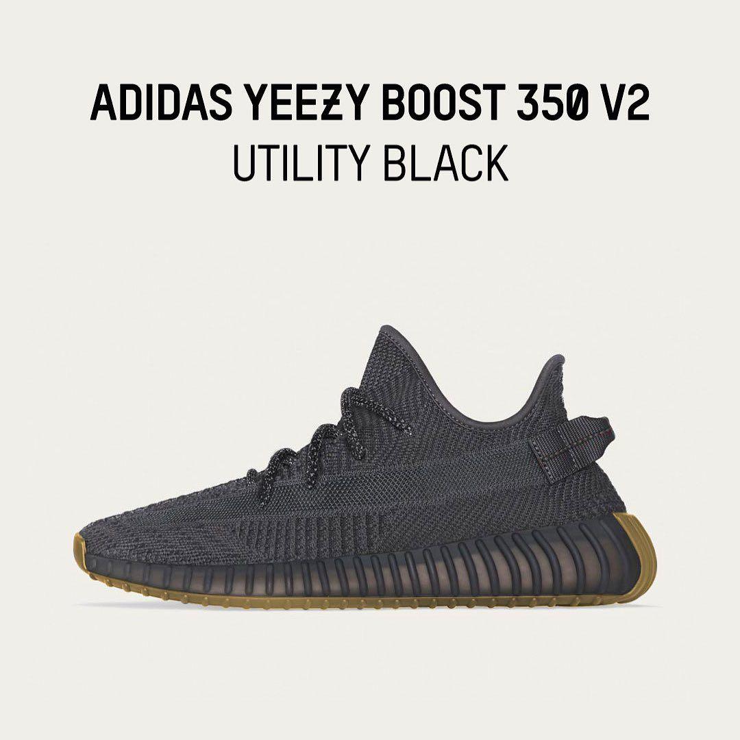 """An adidas Yeezy Boost 350 V2 """"Utility"""