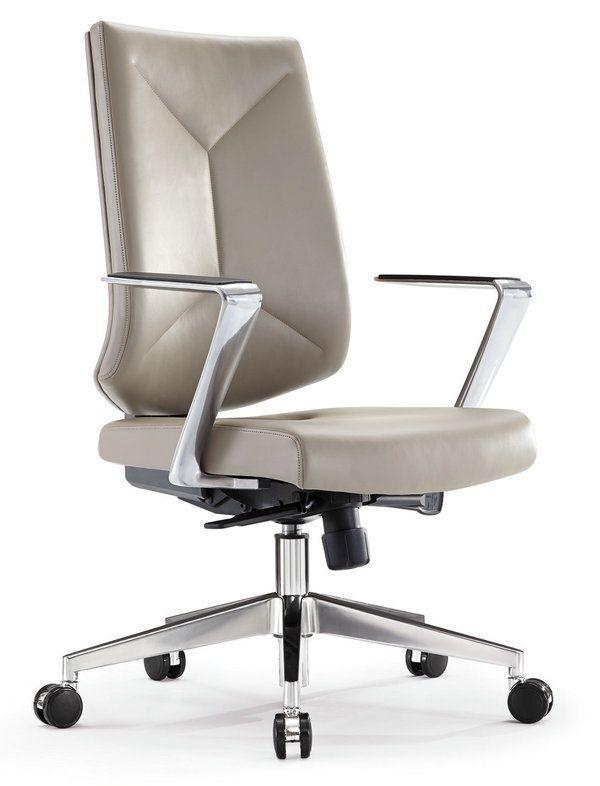 Modern Furniture Design Office Chair Luxury Pu Leather Italian