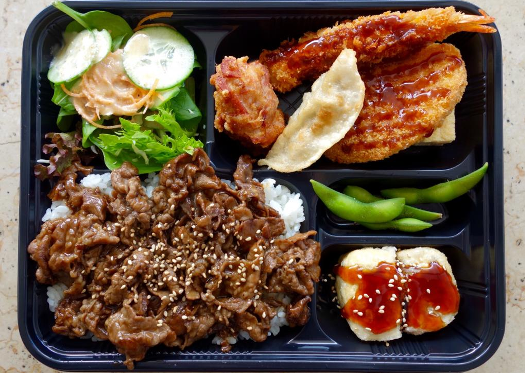 Halal Cater Spot Bento Box Bento Lunch Bento Box Lunch For Adults Bento