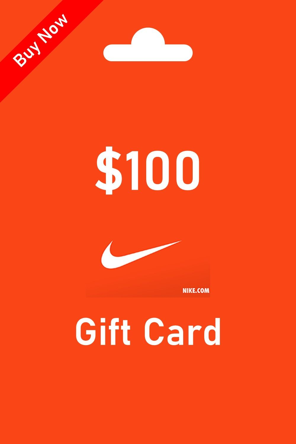 Buy nike gift card online with paypal and credit card in