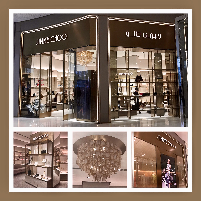 399d9fda19a Jimmy Choo Dubai Mall UAE by Christian Lahoude Studio | 外立面 ...
