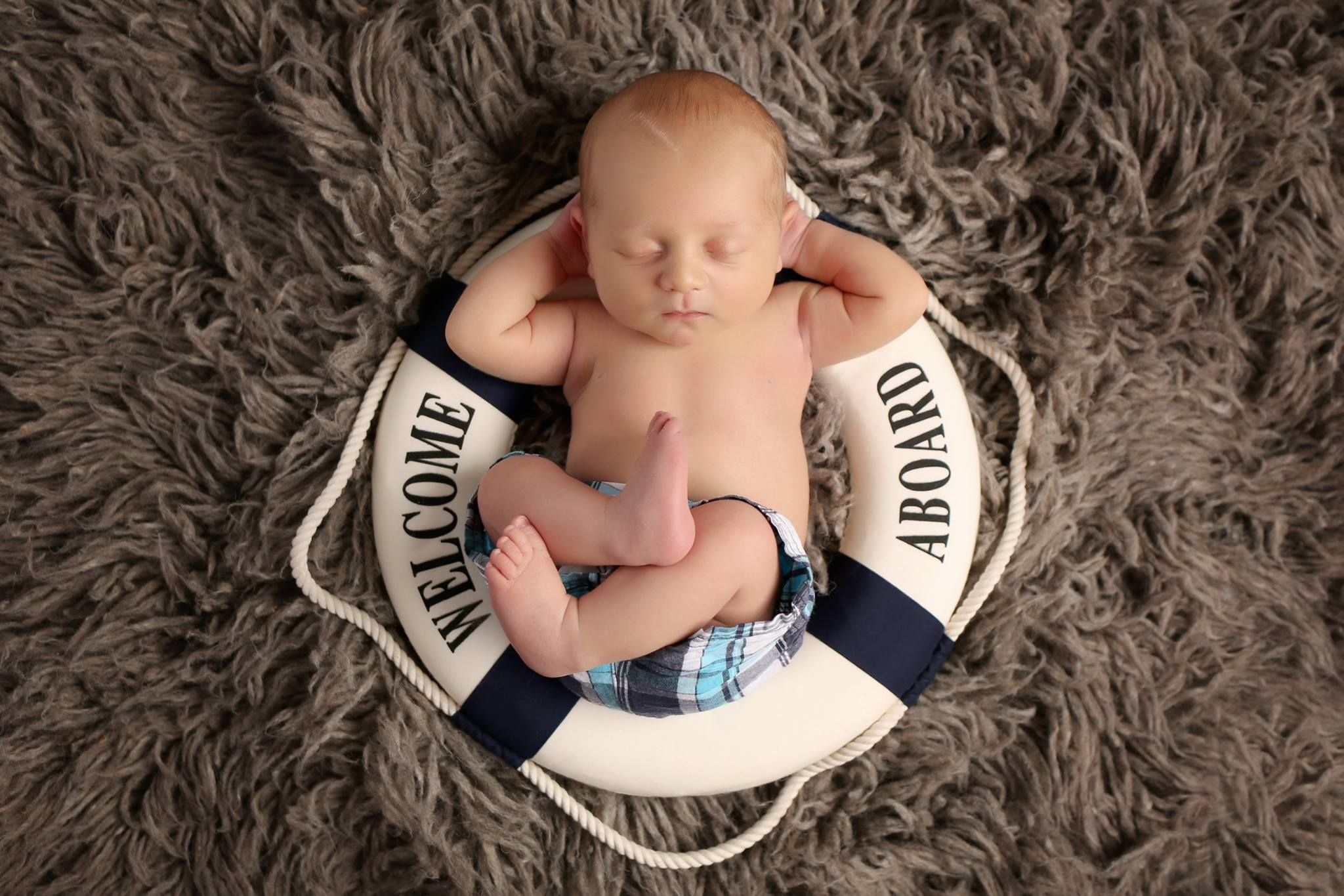 a03b9f032697 Nautical Newborn Photography! Welcome Aboard, little one <3 | baby ...
