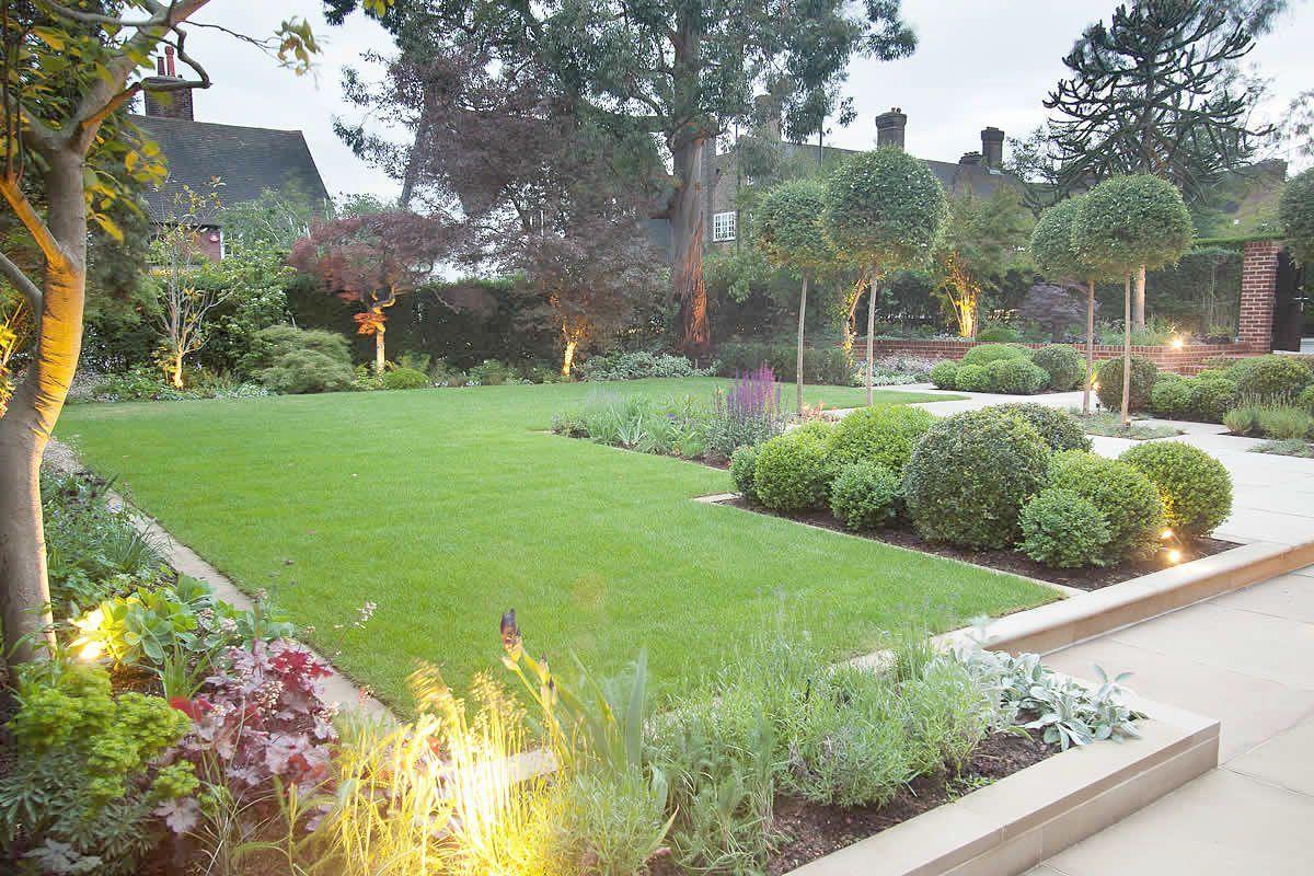 Landscape Gardening Jobs Essex Long Landscape Architecture Design Process Steps Quite Lan Modern Garden Landscaping Front Garden Design Garden Landscape Design