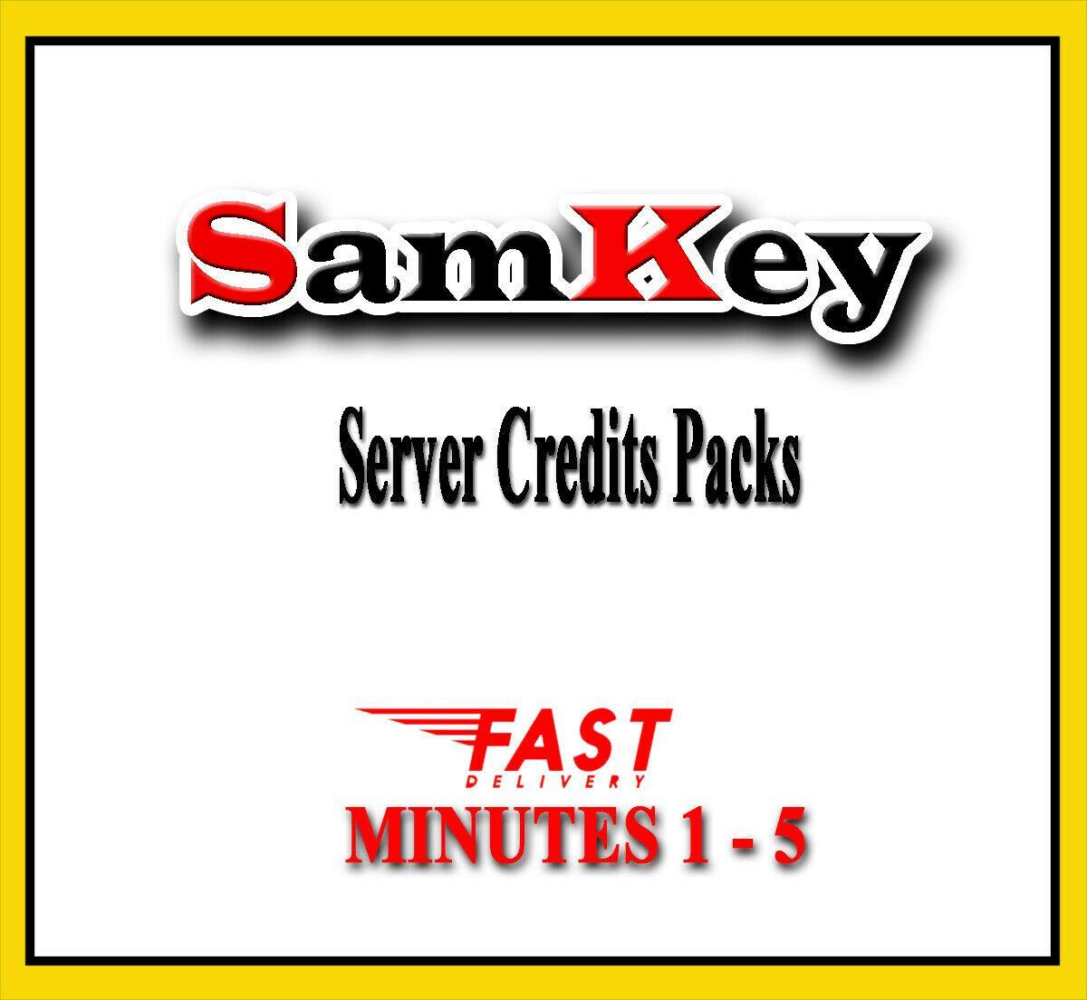 Details about Instant SAMKEY SERVER 3 CREDITS UNLOCK ANY
