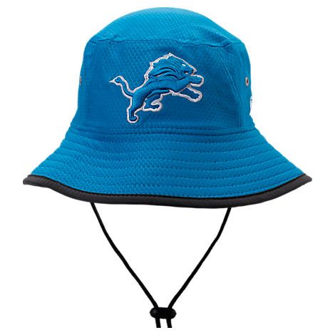 NEW ERA NEW ERA DETROIT LIONS NFL 2017 TRAINING CAMP OFFICIAL BUCKET ... 570a5adbb