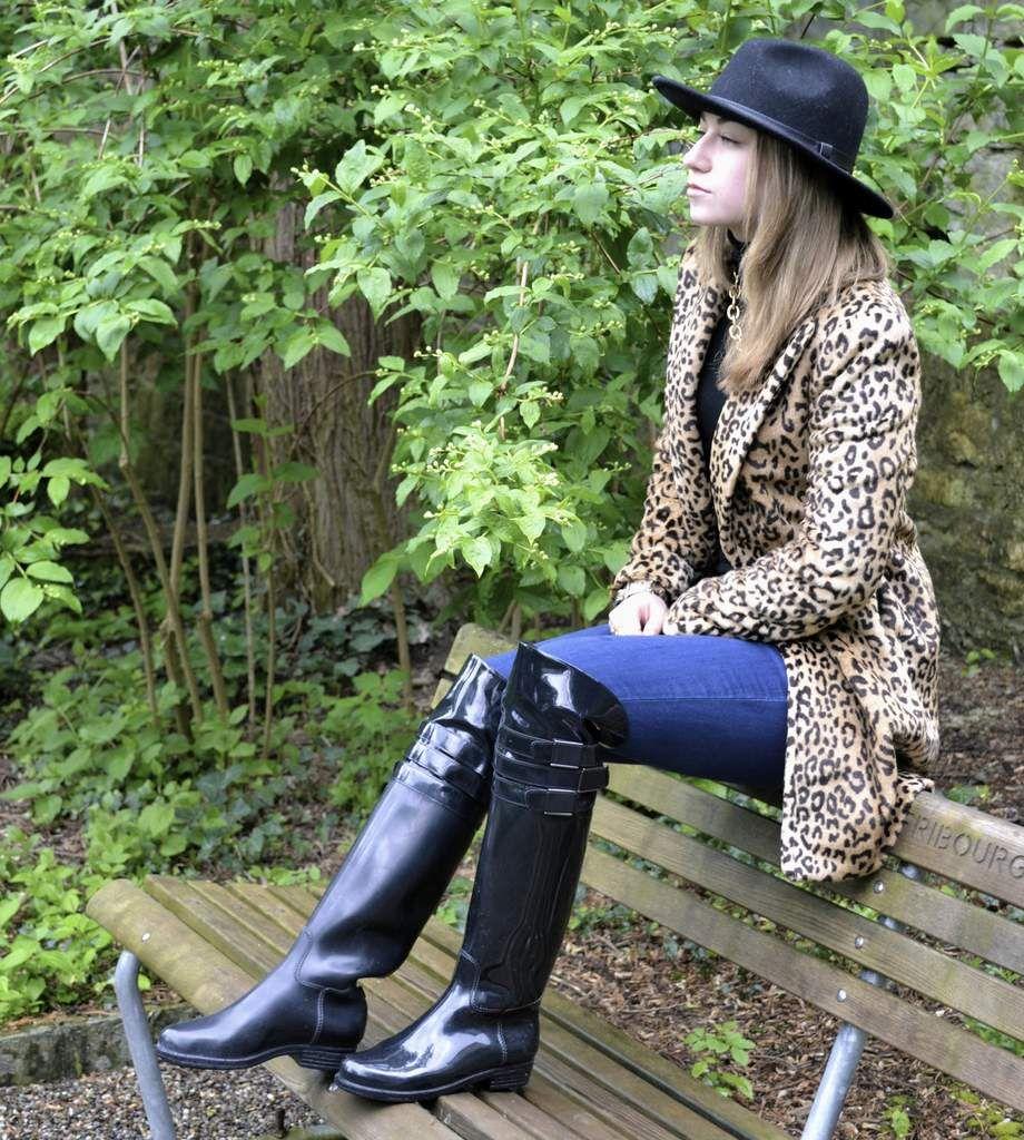 Calvin Klein Ava rubber boots 65f816f98f