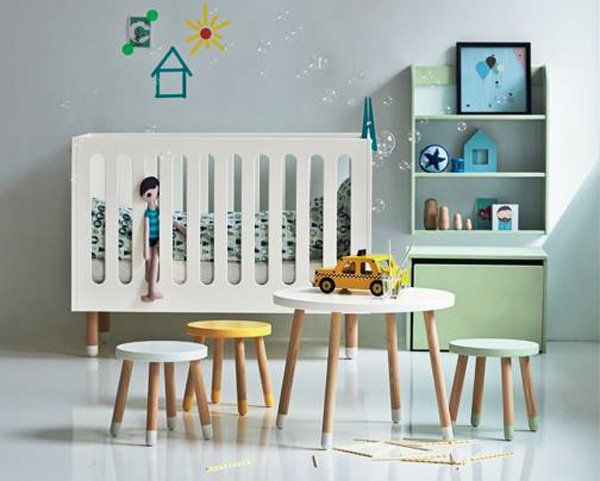 stylish childrens furniture. Flexa Cots, Bunks And Childrens Furniture Simple, Stylish, Scandinavian Stylish
