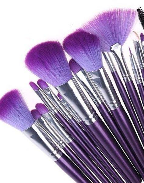 Photo of #Bürsten #entdeckt # ℓυηα #Purple # αηgєℓ # мι
